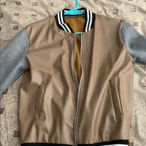 Leathers Brown jacket